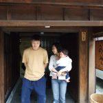 高木糀商店8代目ご夫妻と9代目?
