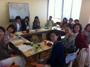 女性起業入門コースシェア会